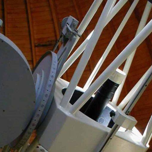 The 60-cm Cassegrain Telescope